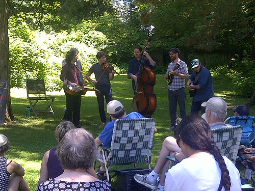 Cole Quest and the City Pickers Caramoor American Roots Music Festival Katonah-20170624-05235