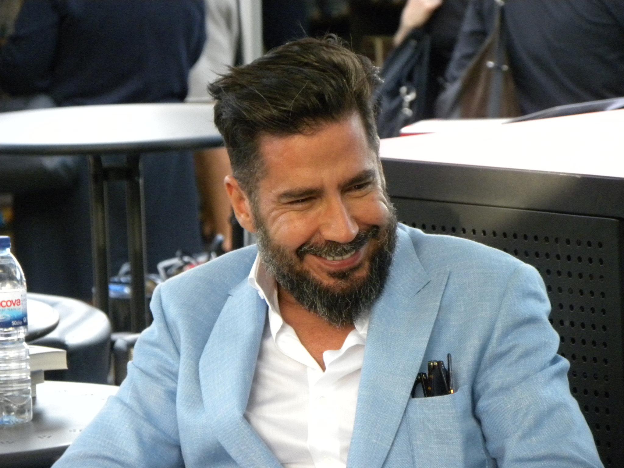 """Lançamento de """"Suficientemente bom, desprezivelmente mau"""" - Luís Pedro Nunes"""