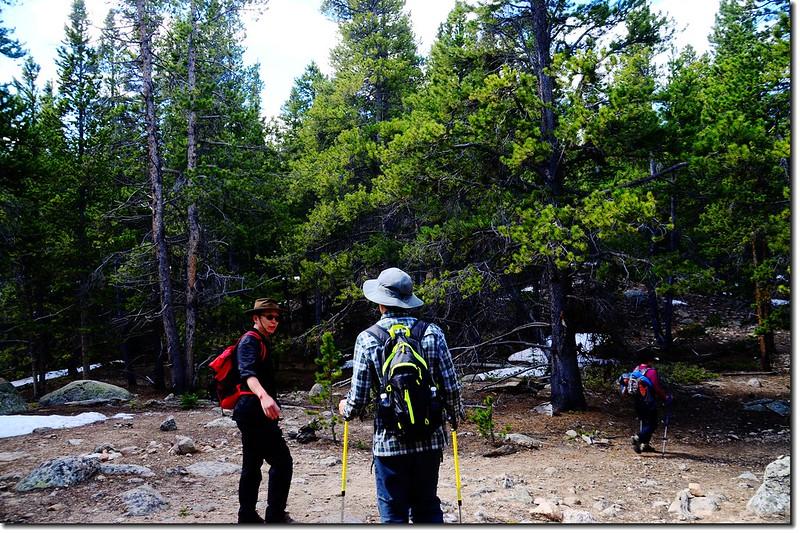Hells Hole trail 1