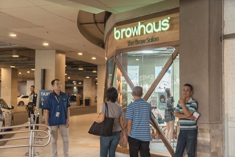 browhaus trinoma