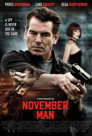 The November Man - Poster 2