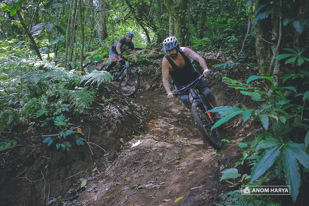 Bali Bike Park and Riders