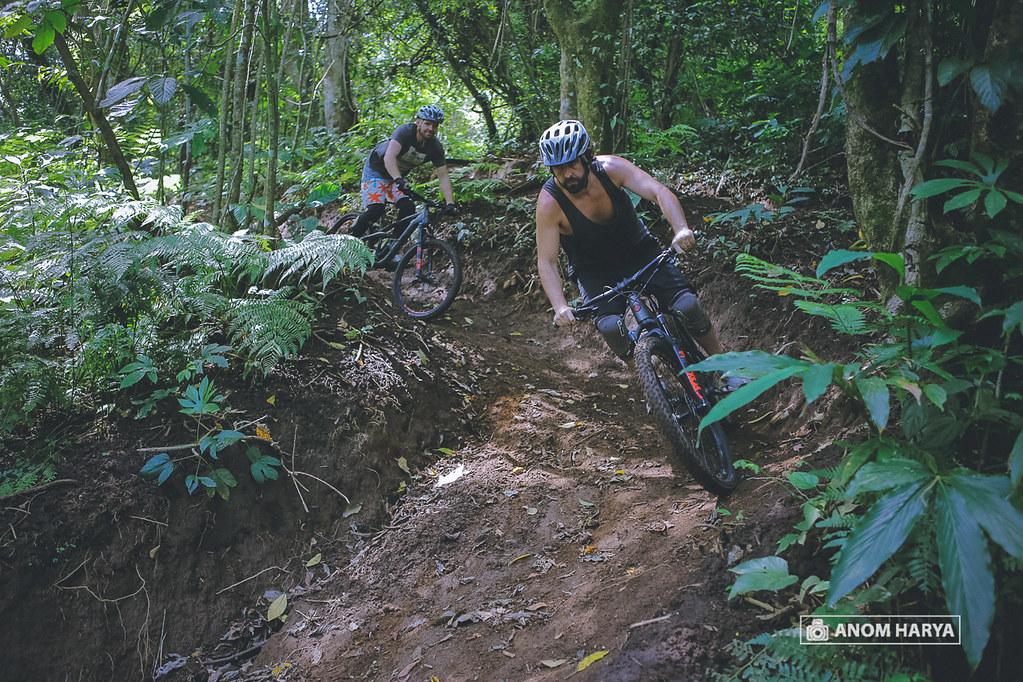 Bali Bike Park and Riders