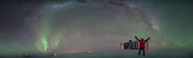 IceCube-Lab Panorama