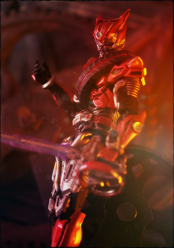 SIC Vol 73 - Kamen Rider Drive [Type Speed] | by Ed Speir IV