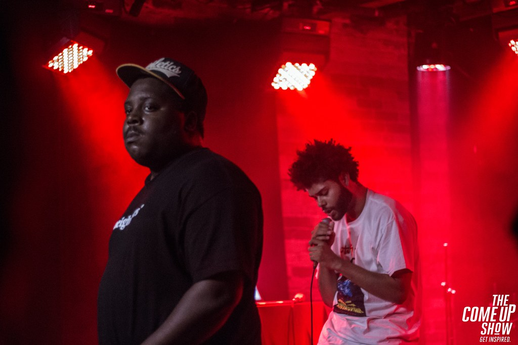 Injury Reserve (The Come Up Show)