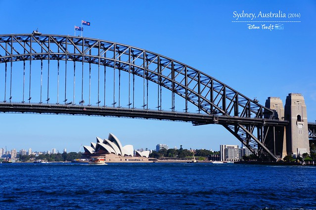 Day 1 - Sydney Harbour Bridge Day Time 02