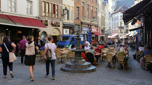Kaasmark, Brussel