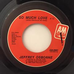 JEFFREY OSBORNE:DON'T YOU GET SO MAD(LABEL SIDE-B)