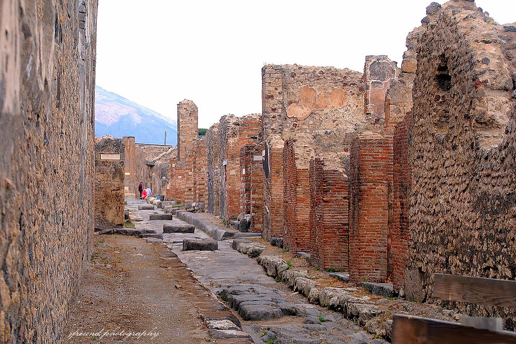 Pompeii Today 1st Series Pompeii Is Famous For Several