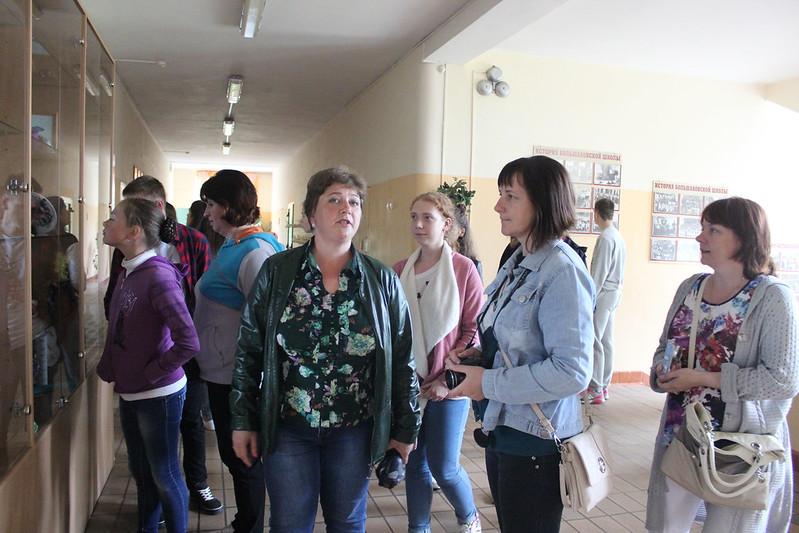 Российско-белорусская школьная экспедиция