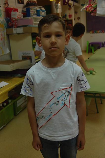 camisetas 5B