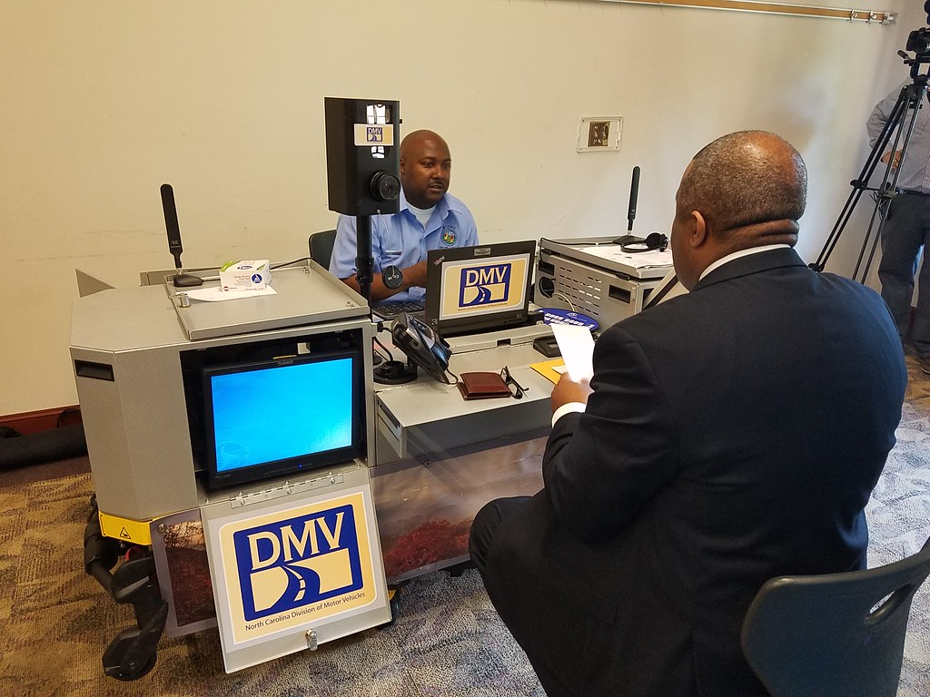 Delightful ... NCDOTcommunications NCDOT Chief Deputy Secretary Presents Verification  Documents For REAL ID | By NCDOTcommunications Idea