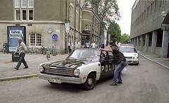 PeO visar vägen för Polisen.