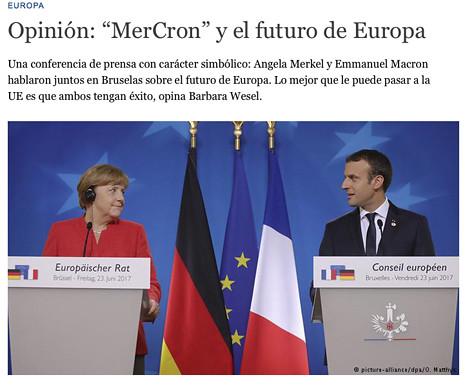 17f24 DW Mercron y el futuro de Europa