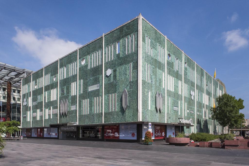 Magazijn \'de Bijenkorf\', Eindhoven | Architect: Gio Ponti He… | Flickr
