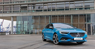 Opel Insignia Grand Sport: Exclusive