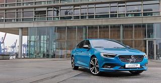 Opel Insignia Grand Sport: Exclusive