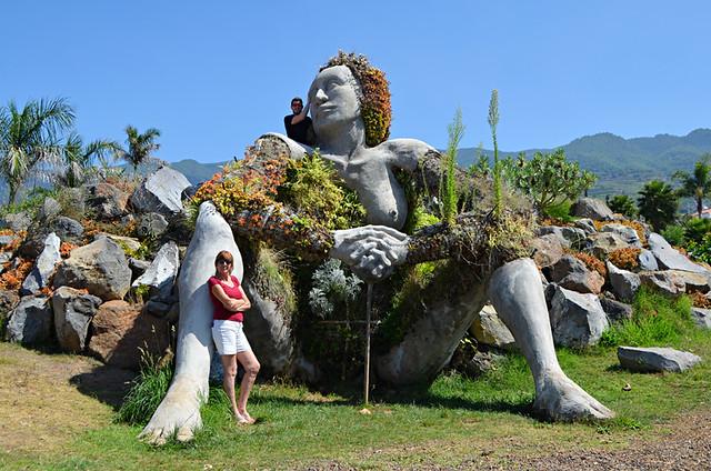The green giant, Tenerife