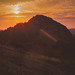 Peaceful Sunrise at Enchanted Rock