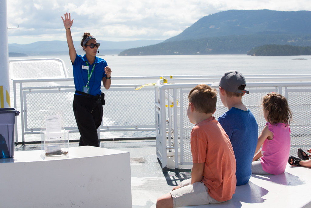 BC Ferries Naturalist program