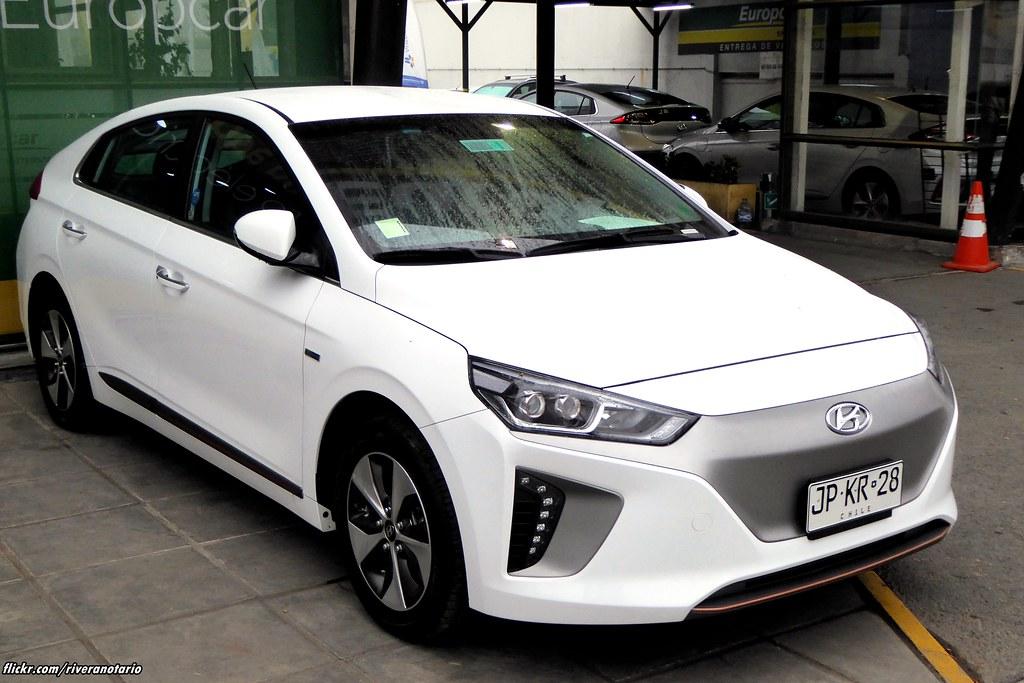 Hyundai Ioniq Santiago Chile Europcar Rent A Car