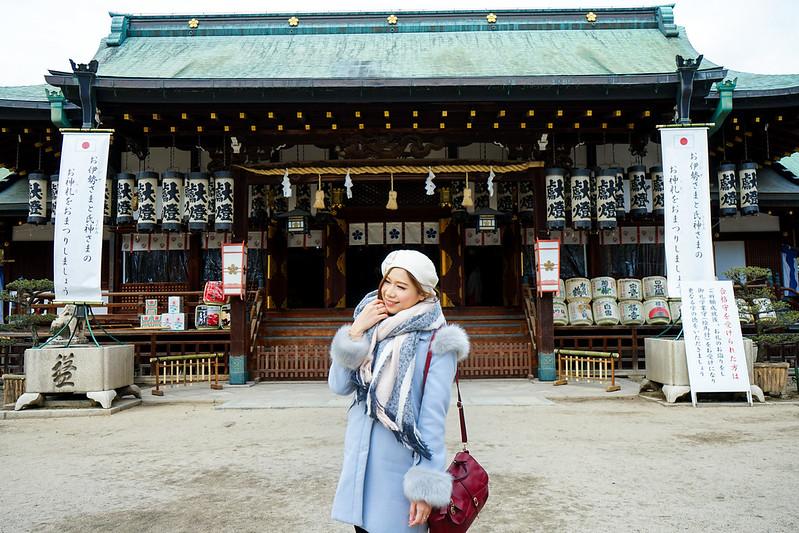 [日本] 大阪天滿宮
