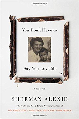Cuốn hồi ký được mong đợi của nhà văn Sherman Alexie sắp ra mắt