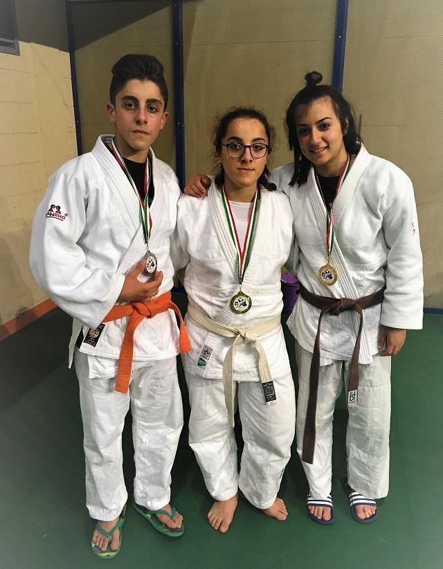 Noicattaro. Campionati Nazionali di Judo intero