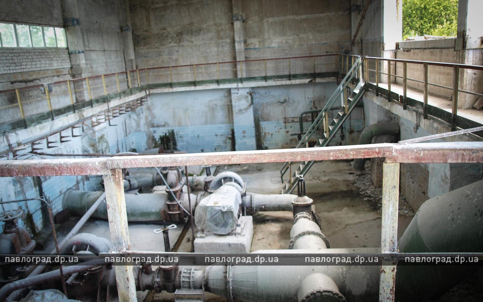 Канализационные очистные сооружения-6