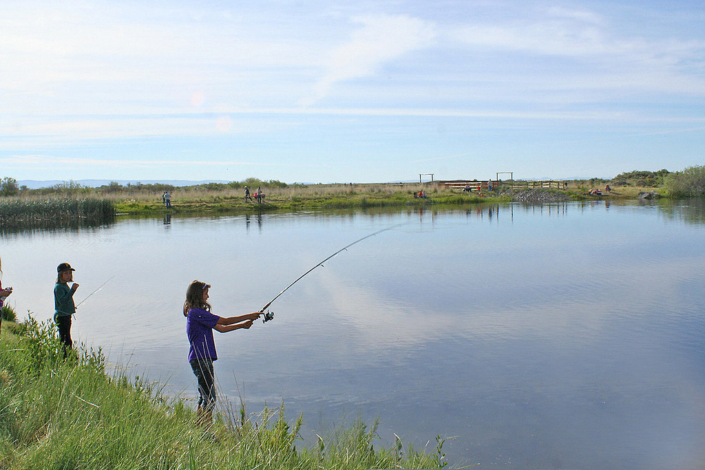 Fishing in harney county oregon the rivers streams for Oregon free fishing