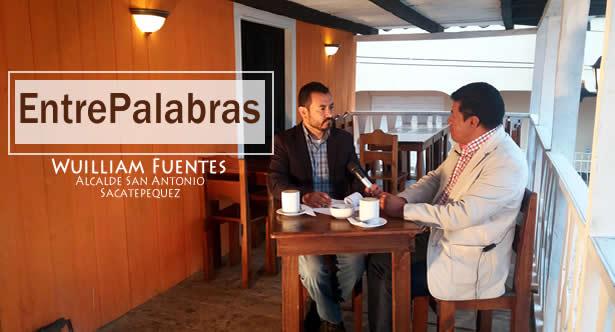 EntrePalabras - Entrevista con Wuilliam Fuentes