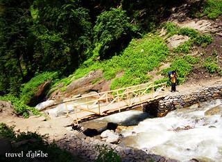 Rudra Nag Falls, Kheerganga Trek