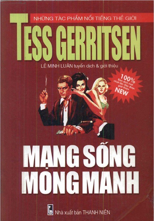 Mạng Sống Mong Manh - Tess Gerritsen