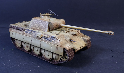 Bolt Action - Panther, US + Soviet + German Artillery