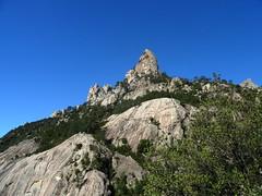 Punta Malanda depuis le sentier de montée