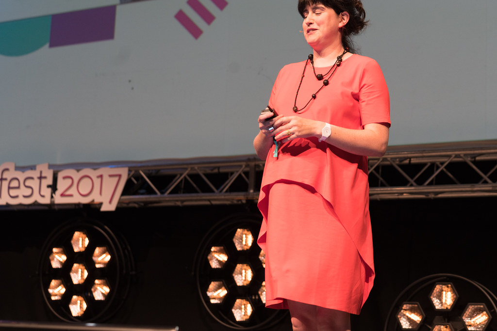 Jane Ní Dhulchaointigh The Inventor Of Sugru [Inspirefest 2017]