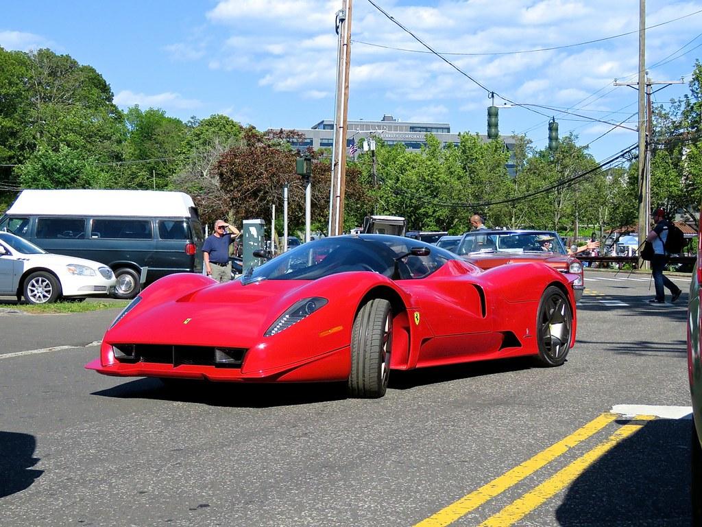 Ferrari P4-5 Greenwich 1