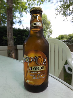 Karlsbräu, Ecu d'Or Blonde, France