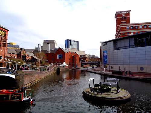Worcester and Birmingham Canal 13.JPG | by worldtravelimages.net