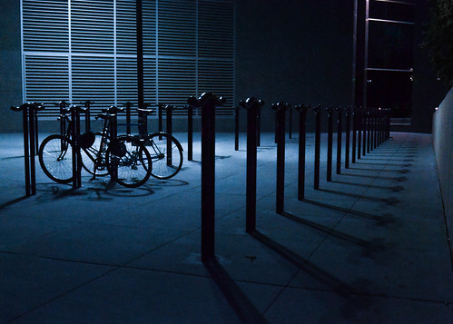Lonely Bicycles.