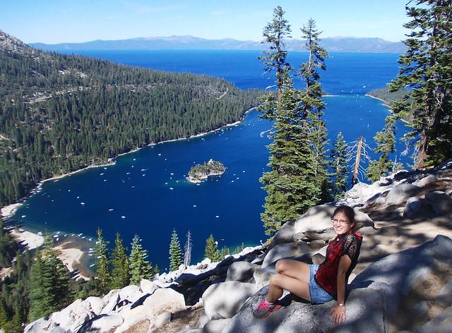 Trail to Maggie Peaks, Sierra Nevada, CA, USA