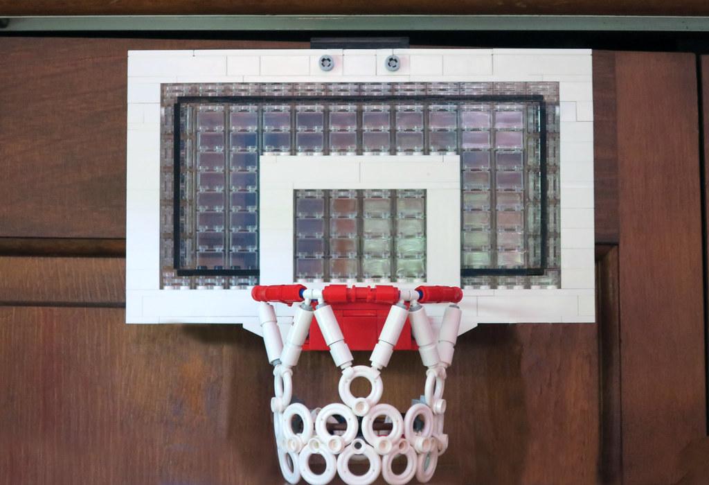 ... Bedroom Basketball Hoop | By Lobo ~
