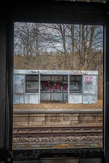abandoned waiting zone | by Twyschkony
