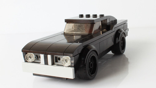 Lego Plymouth Barracuda Fastback '68