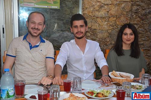 Servet Çamcı, Ahmet Çakan, Cemile Şahin