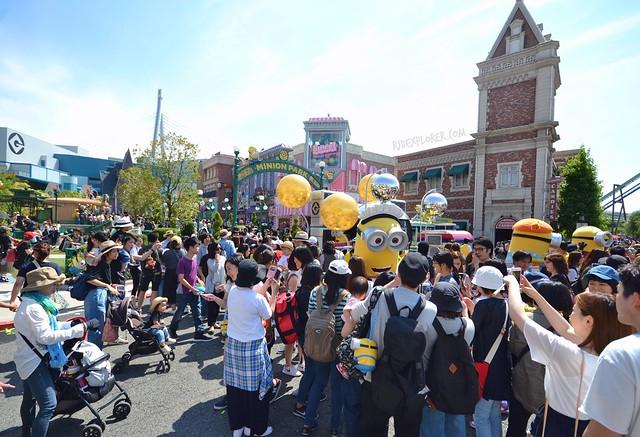 universal studios japan minion park