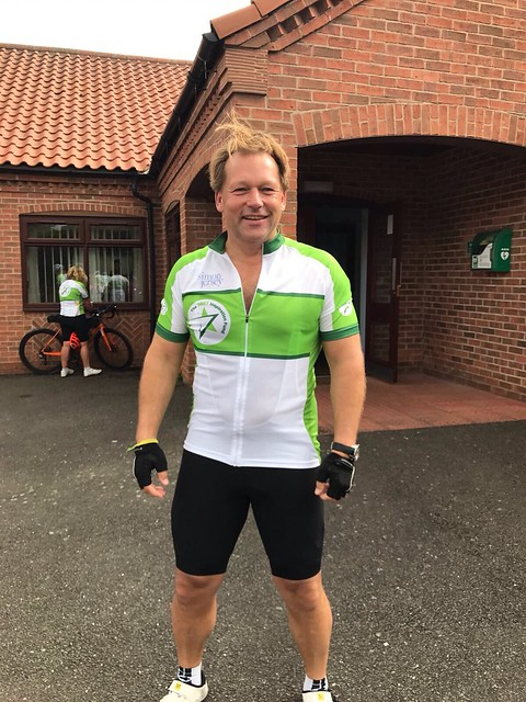 171 Miles for the David Ross Foundation