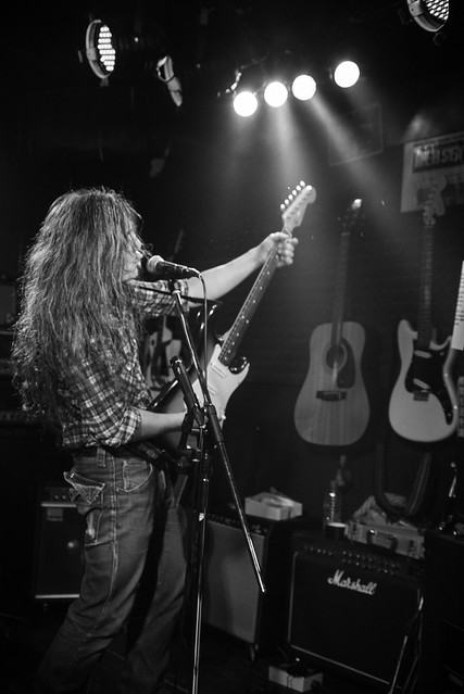 O.E. Gallagher live at Crawdaddy Club, Tokyo, 17 Jun 2017 -00372