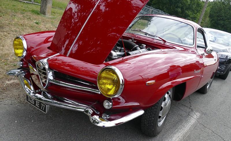 Alfa Romeo Giulia Sprint Special Bertone 1964 35378785401_4a4956a209_c